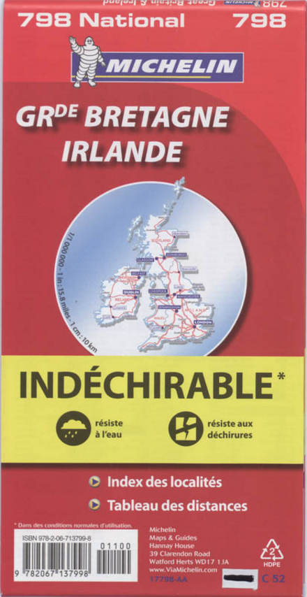Great Britain & Ireland
