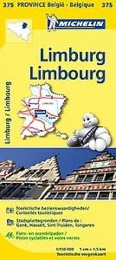 Limburg : toeristische wegenkaart