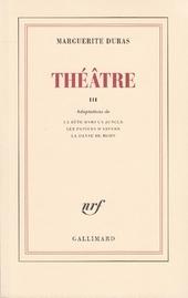 Théâtre. III