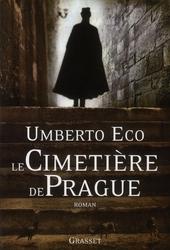 Le cimetière de Prague : roman
