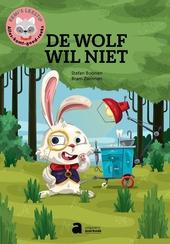 De wolf wil niet