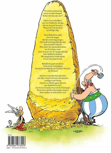 De gouden menhir
