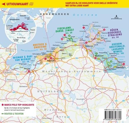 Oostzeekust : Mecklenburg-Vorpommern, Rügen