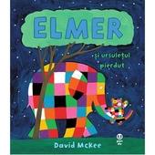 Elmer şi ursuleţul pierdut