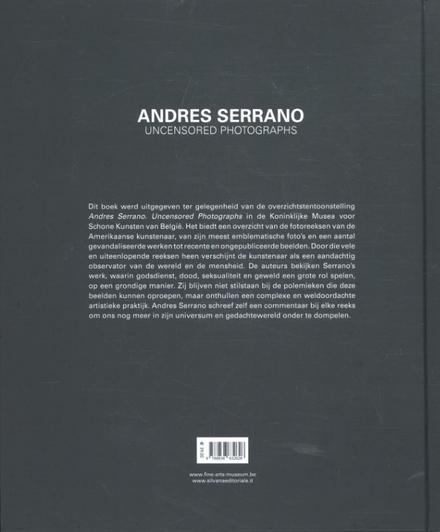 Andres Serrano : uncensored photographs