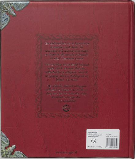 Drakologie : het complete drakenboek