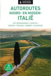 Autoroutes Noord- en Midden-Italië : 25 autoroutes