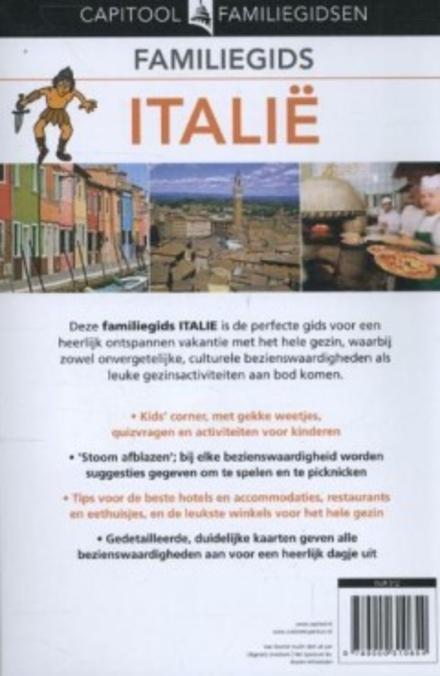 Familiegids Italië