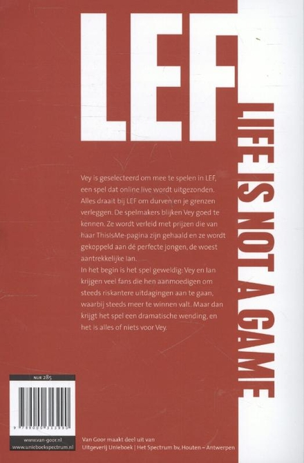 Lef : life is not a game