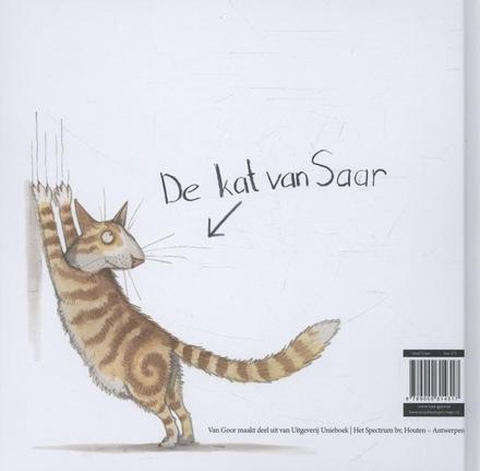 De kat van Saar