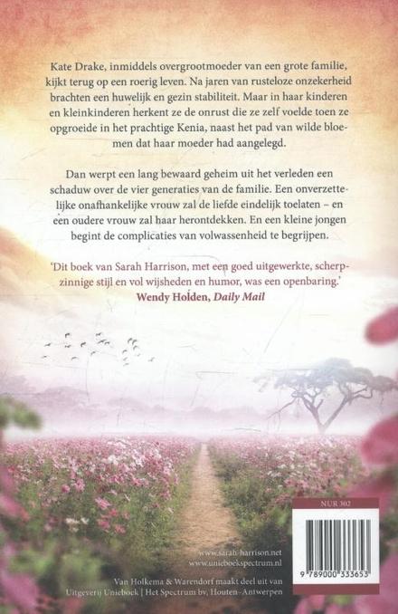 Een pad vol wilde bloemen