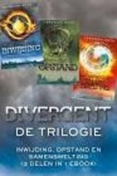 Divergent, de trilogie : Inwijding, Opstand en Samensmelting