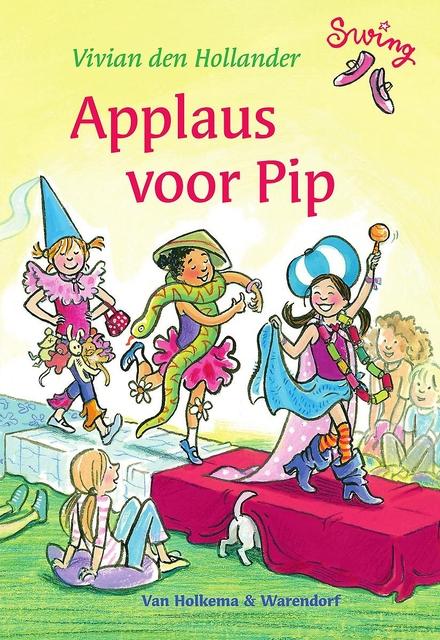 Applaus voor Pip