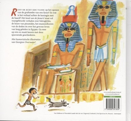 Het land van de farao's! : verhalen over het oude Egypte