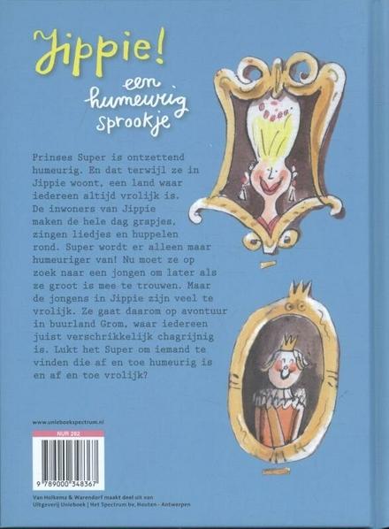 Jippie! : een humeurig sprookje