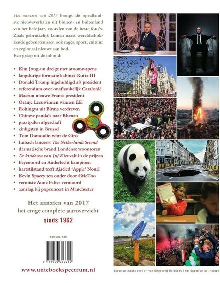 Het aanzien van 2017 : twaalf maanden wereldnieuws in beeld