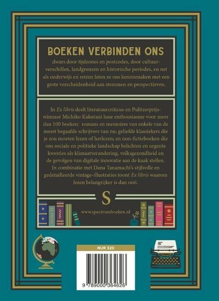 Ex Libris : 100+ boeken om te lezen en herlezen