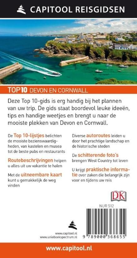 Devon en Cornwall