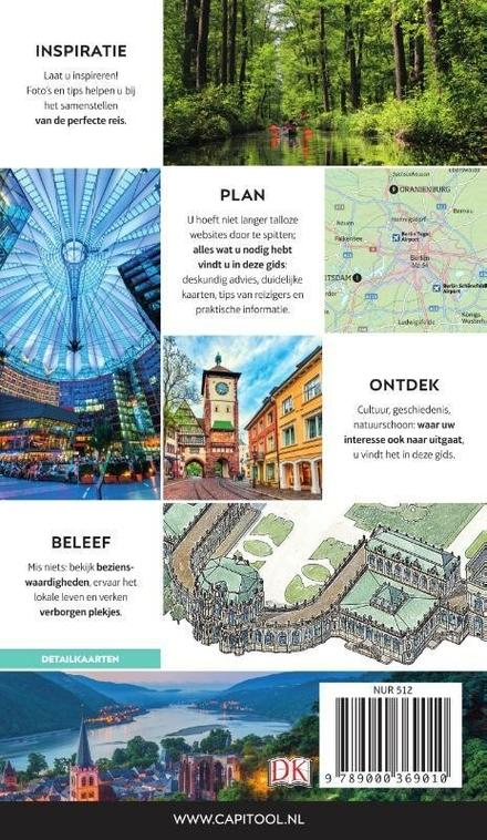 Duitsland : inspiratie, plan, ontdek, beleef