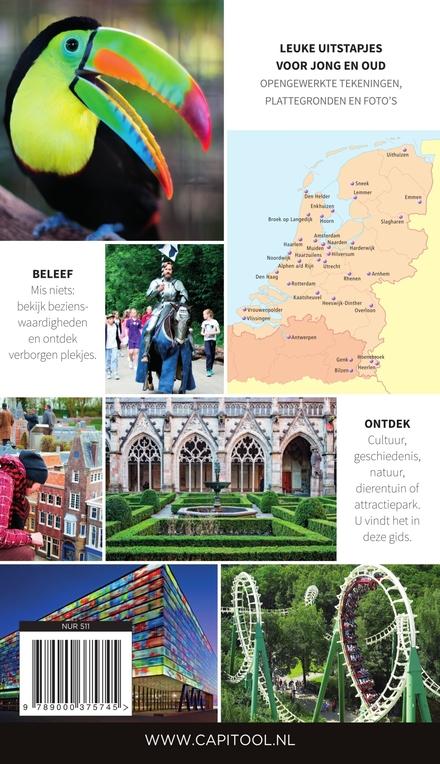 Leuke uitstapjes in Nederland en Vlaanderen