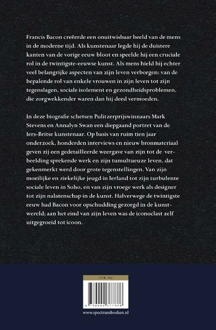 Francis Bacon : openbaringen : de biografie