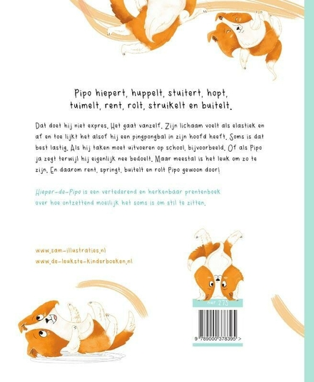 Hieper-de-Pipo : het liefste stuiterballetje van de wereld