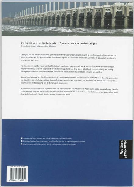 De regels van het Nederlands : grammatica voor anderstaligen