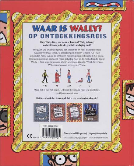 Waar is Wally? : op ontdekkingsreis