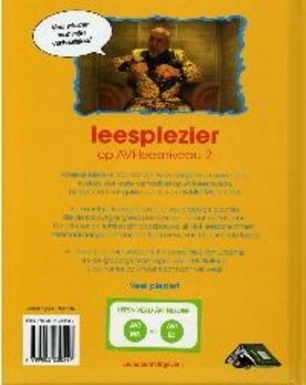 Mieleke Melleke Mol : leesplezier op AVI-leesniveau 2