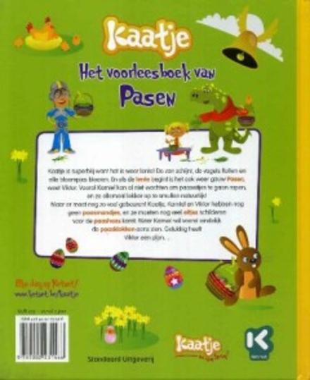 Het voorleesboek van Pasen