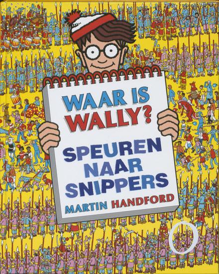Waar is Wally? : speuren naar snippers