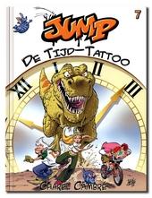 De tijd-tattoo