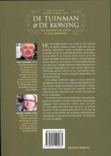 De tuinman & de koning : het domein van Laken & zijn bewoners