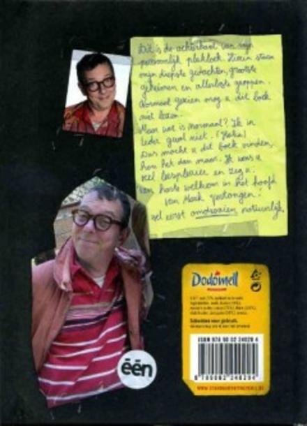 Mark Vertongen : mijn plakboek