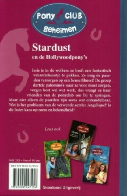 Stardust en de Hollywoodpony's