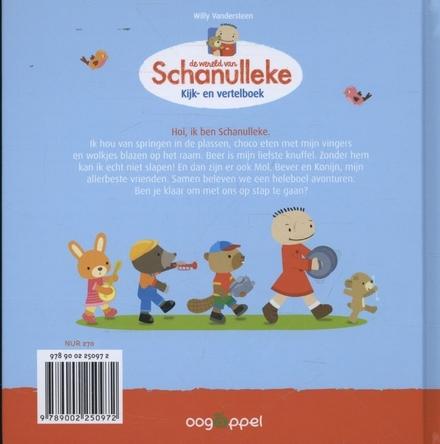 De wereld van Schanulleke : kijk- en vertelboek