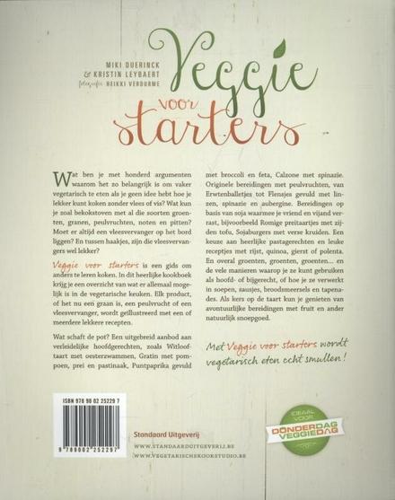 Veggie voor starters : een speelse kennismaking met een rijkdom aan producten