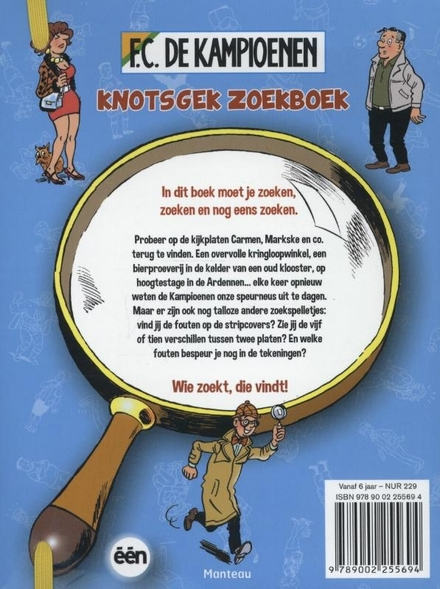 Knotsgek zoekboek