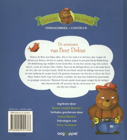 De avonturen van beer Dokus