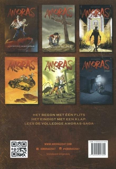 Amoras : de complete saga