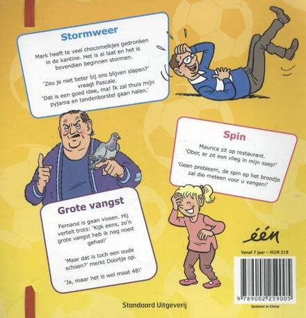 Megagek moppenboek
