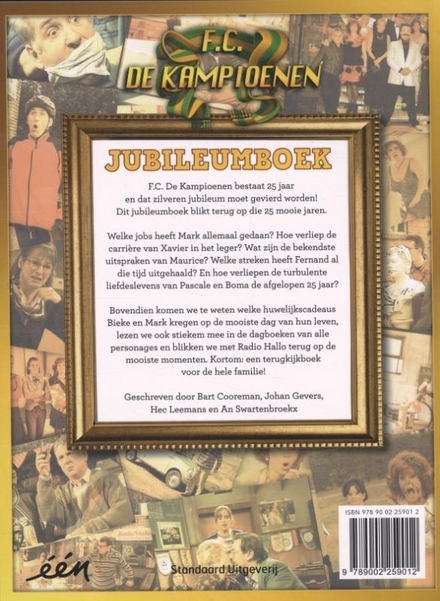 F.C. de Kampioenen 1990-2015 : 25 jaar jubileumboek
