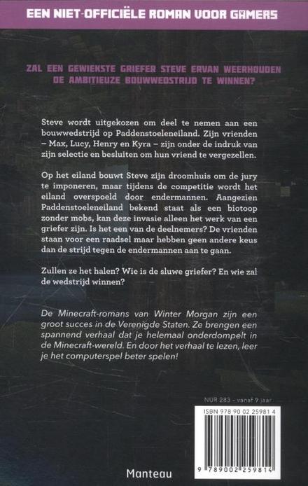 De invasie van de Endermannen : een niet-officiële roman voor gamers