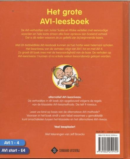 Het grote AVI-leesboek