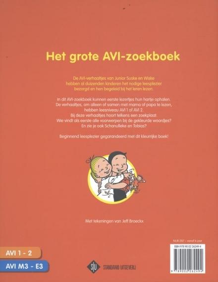 Het grote AVI-zoekboek