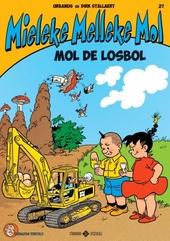 Urbanus vertelt. 27, Mieleke Melleke Mol : Mol de Losbol