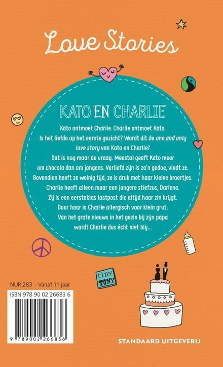 Kato en Charlie