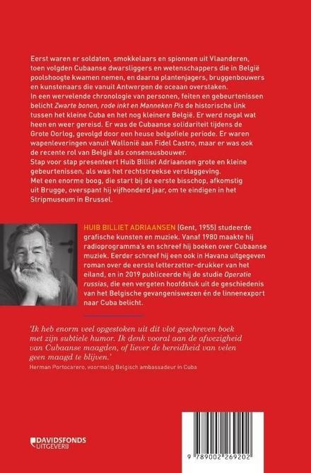 Zwarte bonen, rode inkt en Manneken Pis : hoe Leopold I naast Cuba greep en 1001 andere feiten uit de Belgisch-Cuba...