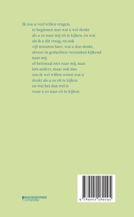 Ik dans me weer bijeen : verzamelde gedichten