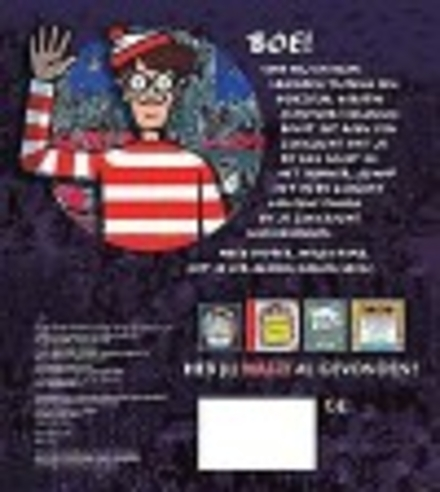 Waar is Wally? : grappige geesten gespot